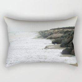 At Sea Shore Rectangular Pillow