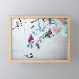 Luck of the Movement - Light Framed Mini Art Print