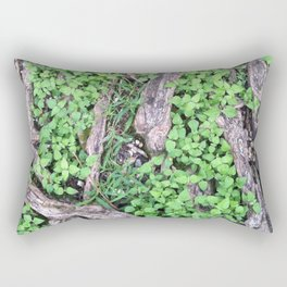 In the Fairies' Forest Rectangular Pillow