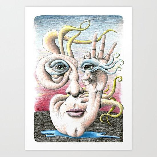 100114 Art Print