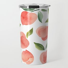 peaches Travel Mug
