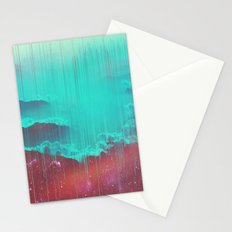 Suboneiric space Stationery Cards