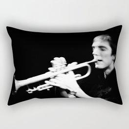 trumpeter Rectangular Pillow