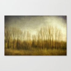 The Trees ..... Canvas Print