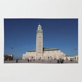 Hassan II Mosque Rug
