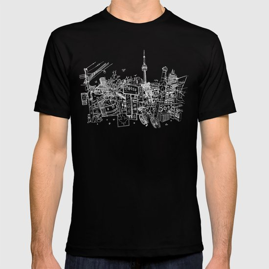 Toronto! (Dark T-shirt Version) T-shirt