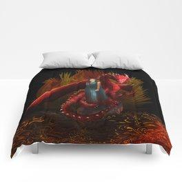 Queen of the Dragon Comforters