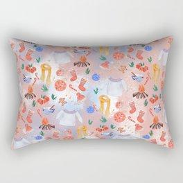 Winter Vibes Rectangular Pillow