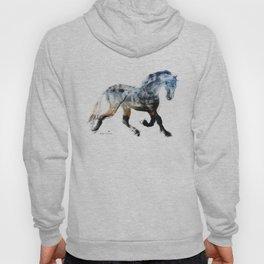 Horse (Summer Friesian) Hoody