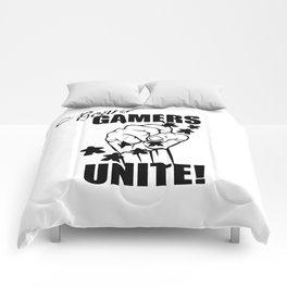Board Gamers Unite! Comforters