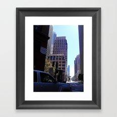 Available   *vertical version Framed Art Print