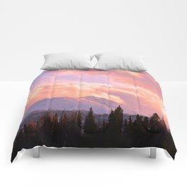 Rose Quartz Turbulence Comforters