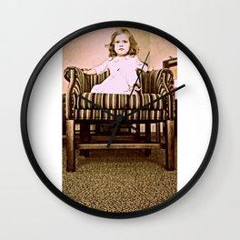 Princes Leah Wall Clock