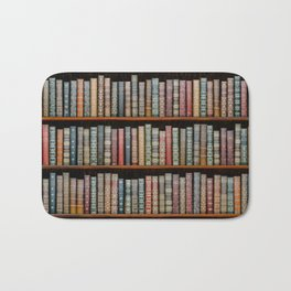 The Library Bath Mat
