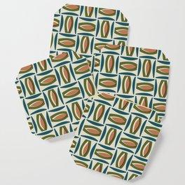 Alcedo - Orange Coaster
