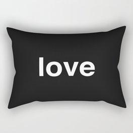 Love - Original Rectangular Pillow