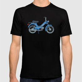 Motorbike Automatic 3 MS - Tomos T-shirt