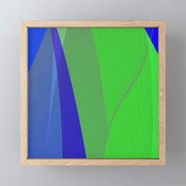 Organic Abstract No. 4 Framed Mini Art Print