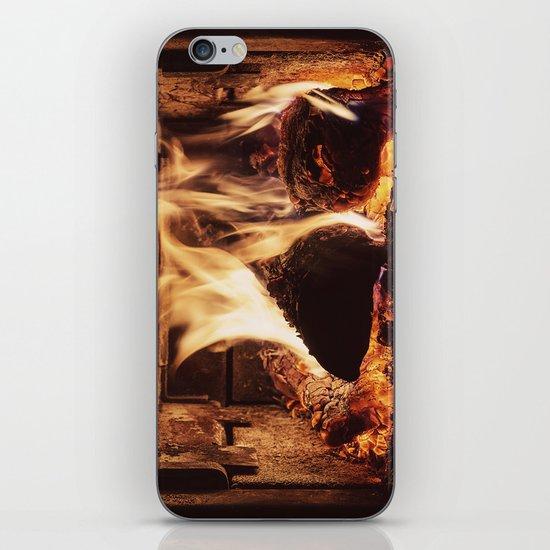 Heat Coma iPhone & iPod Skin