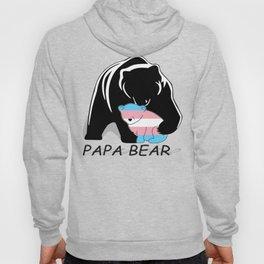 Papa Bear Transgender Hoody