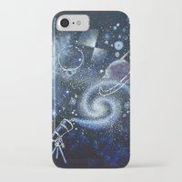 science iPhone & iPod Cases featuring Science by Elisa Gandolfo