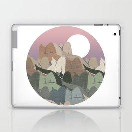 The Mountain's Flesh Laptop & iPad Skin