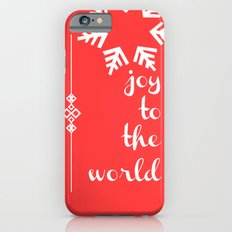 Joy To The World iPhone 6s Slim Case