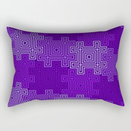Op Art 109 Rectangular Pillow