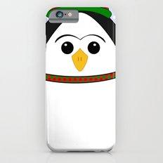 Christmas Penguin iPhone 6s Slim Case