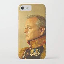 Bill Murray - replaceface iPhone Case