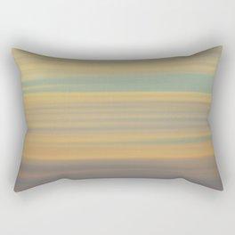 Color drift Rectangular Pillow