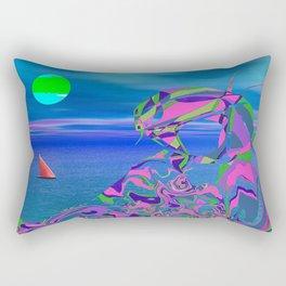 Exotic Dreams Rectangular Pillow