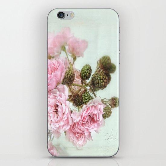 roses & berries  iPhone & iPod Skin