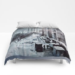 Multiply And Demand Comforters