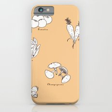 Fruit And Vegetables iPhone 6s Slim Case