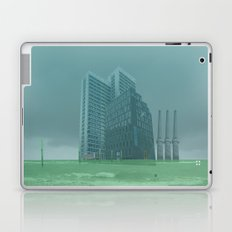 atmosphere 4 · Future comes Laptop & iPad Skin