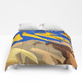 One Percent Comforters