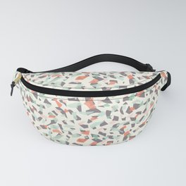 Terrazzo Mosaic Style A Fanny Pack