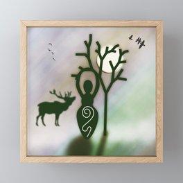 Goddess Framed Mini Art Print