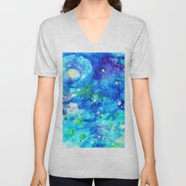 Higher Than The Heavens Unisex V-Neck
