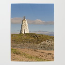 Twr Bach Lighthouse Poster