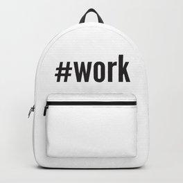 #work Backpack