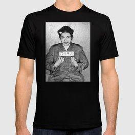 Rosa Parks Mugshot T-shirt