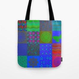 Patchwork41 Tote Bag