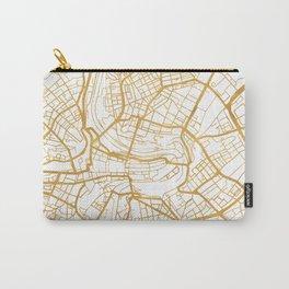 BERN SWITZERLAND CITY STREET MAP ART Carry-All Pouch