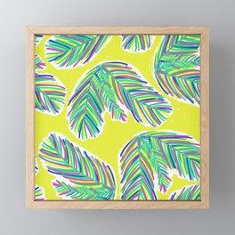Spring Palm! Framed Mini Art Print