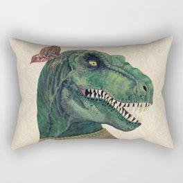 Good Old Times Rectangular Pillow