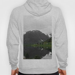 Norwegian Fjords and Mountains Hoody