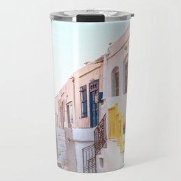 Travel Greece, Sifnos island Travel Mug