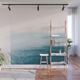 Ocean Fog Wall Mural
